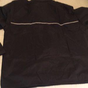 77903618a6c1 adidas Jackets   Coats - Adidas rain jacket NWT Black XXL